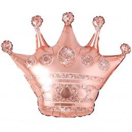 Balon Coroana Mare Rose...