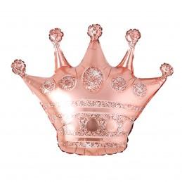 Balon Coroana Medie Rose...