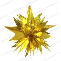 Decoratiune Fulg Auriu