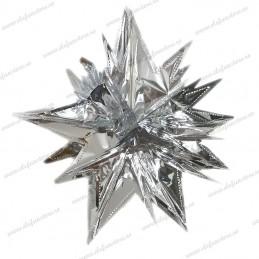 Decoratiune Fulg Argintiu