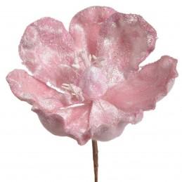 Cap magnolie din catifea...