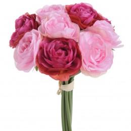 Ranunculus roz si magenta,...