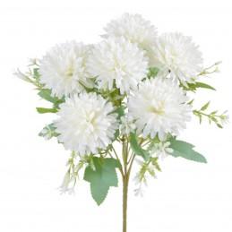 Buchet crizanteme aster...