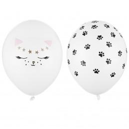 Set 5 baloane cu pisicute...