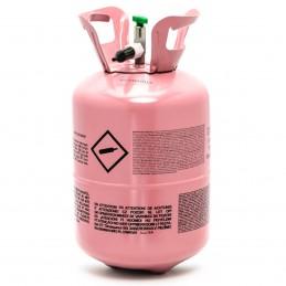 Butelie de heliu roz 0.21mc...