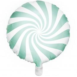Balon acadea verde menta...