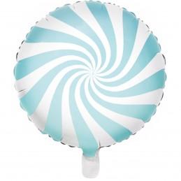 Balon acadea bleu pastel