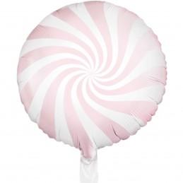 Balon acadea roz pastel