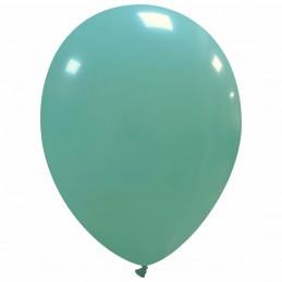 Set 100 Baloane Aqua 30cm
