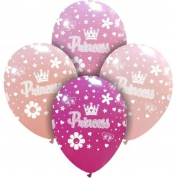 Set 10 baloane Princess...