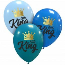Set 10 baloane Little King...