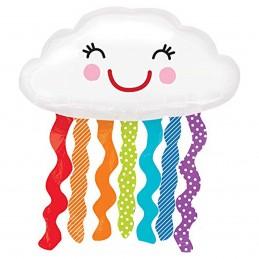 Balon Rainbow Cloud 79cm