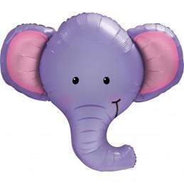 Balon Figurina Elefant Mov...