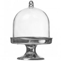 Cupola Acrilica Argintie cu...
