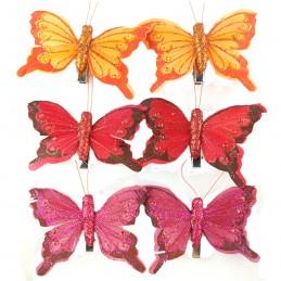 Set 6 Fluturasi rosii si...