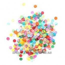Confetti Multicolore din hartie 50g