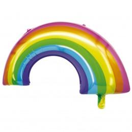 Balon raising rainbow 82 cm