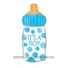 "Balon Biberon ""It's a Boy"""