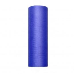 Rola tulle bleumarin 9m x...
