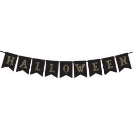 Banner Black Halloween...