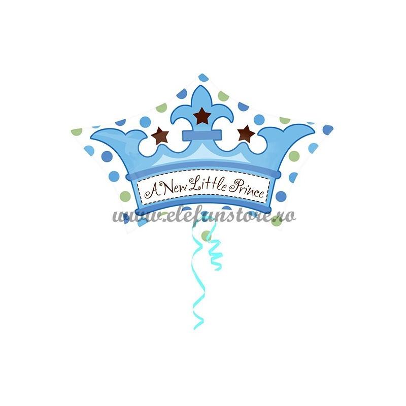 "Balon Coroana ""A New Little Prince"""