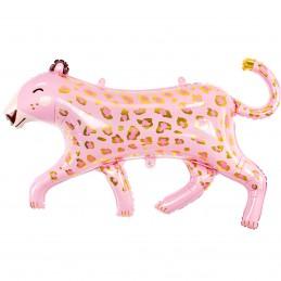 Balon Figurina Leopard pink...