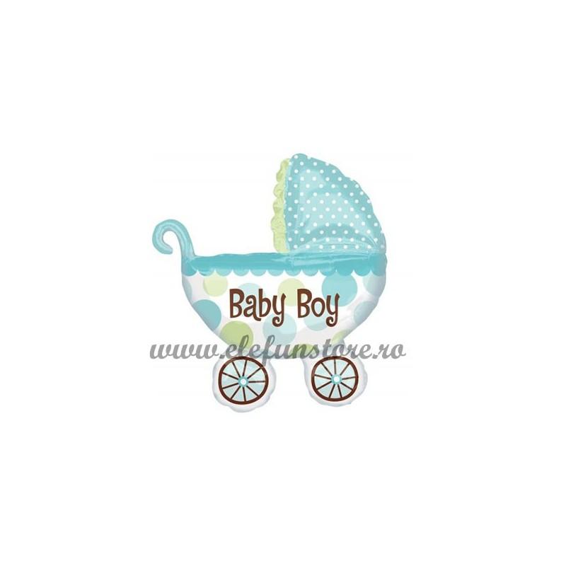 Balon Mini Bebelus Baietel