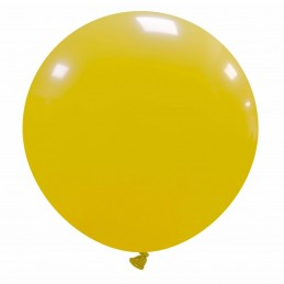 Balon Jumbo Galben Inchis...
