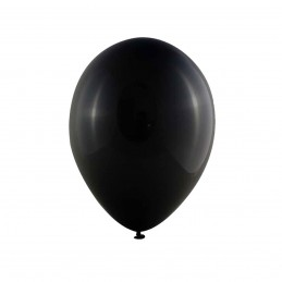 Set 100 Baloane Black 13cm...