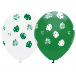 Set 10 baloane mix cu...