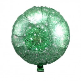 Balon Galaxy Green
