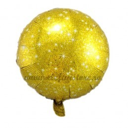 Balon Galaxy Gold