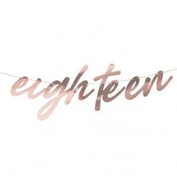 Banner Majorat Eighteen...
