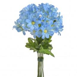Buchet 49 flori cosmos bleu...