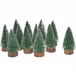 Set 12 ornamente bradut...