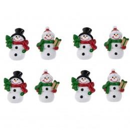 Set 8 ornamente om de...