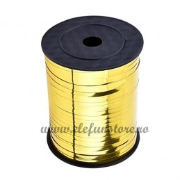 Rafie Metalizata Aurie 5 mm x 500 m