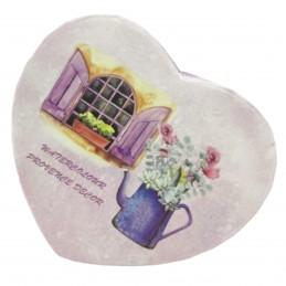 Cutie inima WINDOW 11 cm