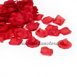 Set 150 petale rosii de trandafir
