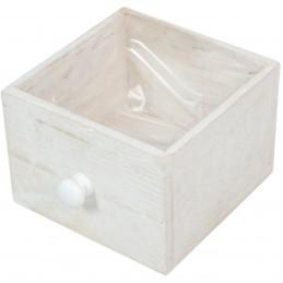 Cutie sertar din lemn alb...