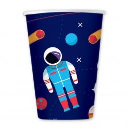 Set 8 pahare Space Explorer...