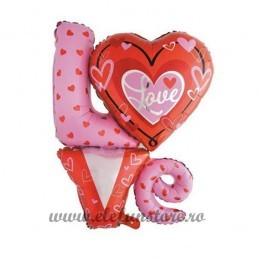 Balon LOVE 92 cm