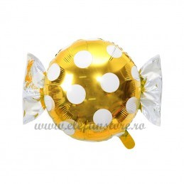 Balon Bomboana Aurie Buline