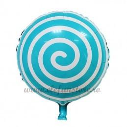 Balon Acadea Spirala Bleu
