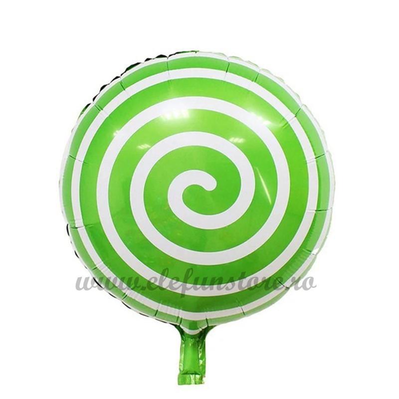 Balon Acadea Spirala Verde