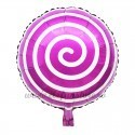 Balon Acadea Spirala Mov