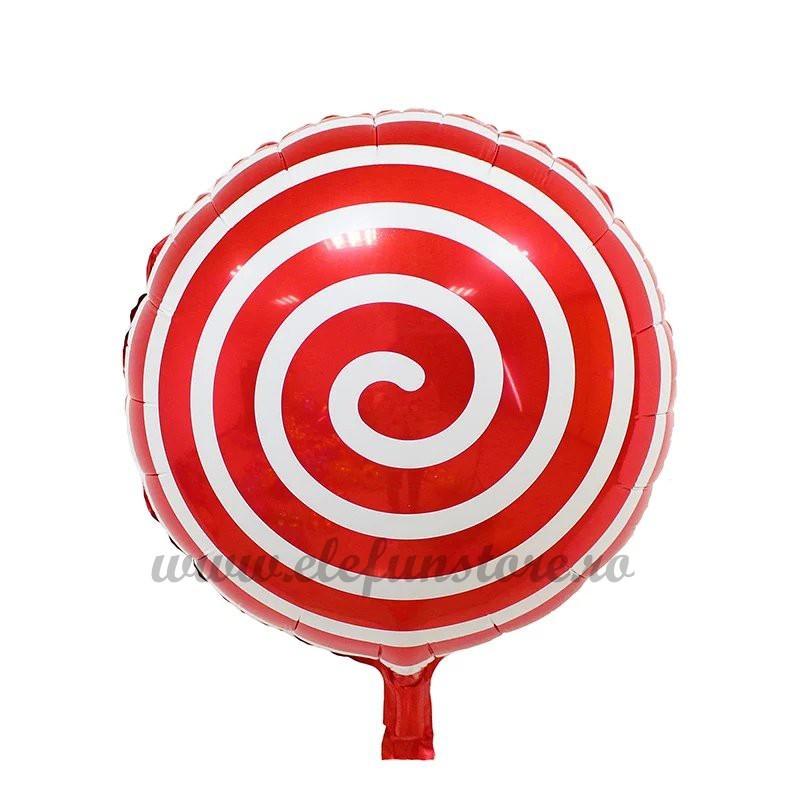 Balon Acadea Spirala Rosie