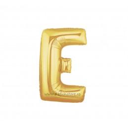 "Balon "" Litera D "" Gold"