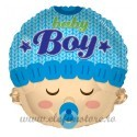 Balon Figurina Sweet Baby Boy 50cm