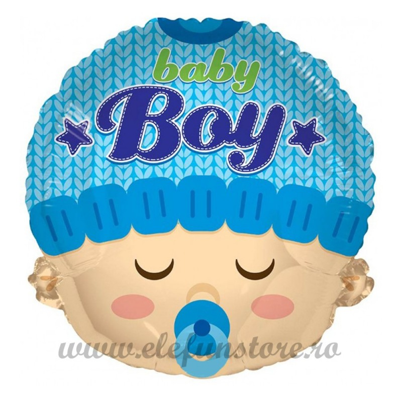 Balon Figurina Sweet Baby Boy 50cm